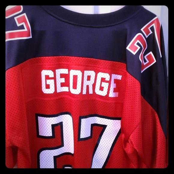 c697f605 Eddie George Tennessee Titans Jersey, size L
